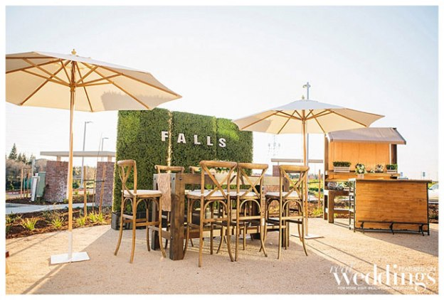 Sacramento Wedding Inspiration: Style Files {The Falls Event Center-Roseville Grand Opening}
