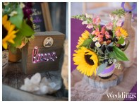 Kirkwood Wedding | The Hideout | Real Wedding | Lake Tahoe Wedding | Mountain Wedding | Outdoor Wedding | Real Weddings Wednesday