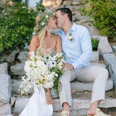 A Wildflower Florist Carson Valley Nevada Wedding Flowers Real Weddings Magazine