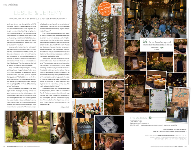 Danielle Alysse Photography | Sacramento Lake Tahoe Northern California Wedding Photographer