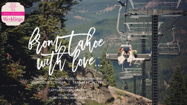 Tahoe Wedding Inspiration: From Tahoe with Love {The Layout}