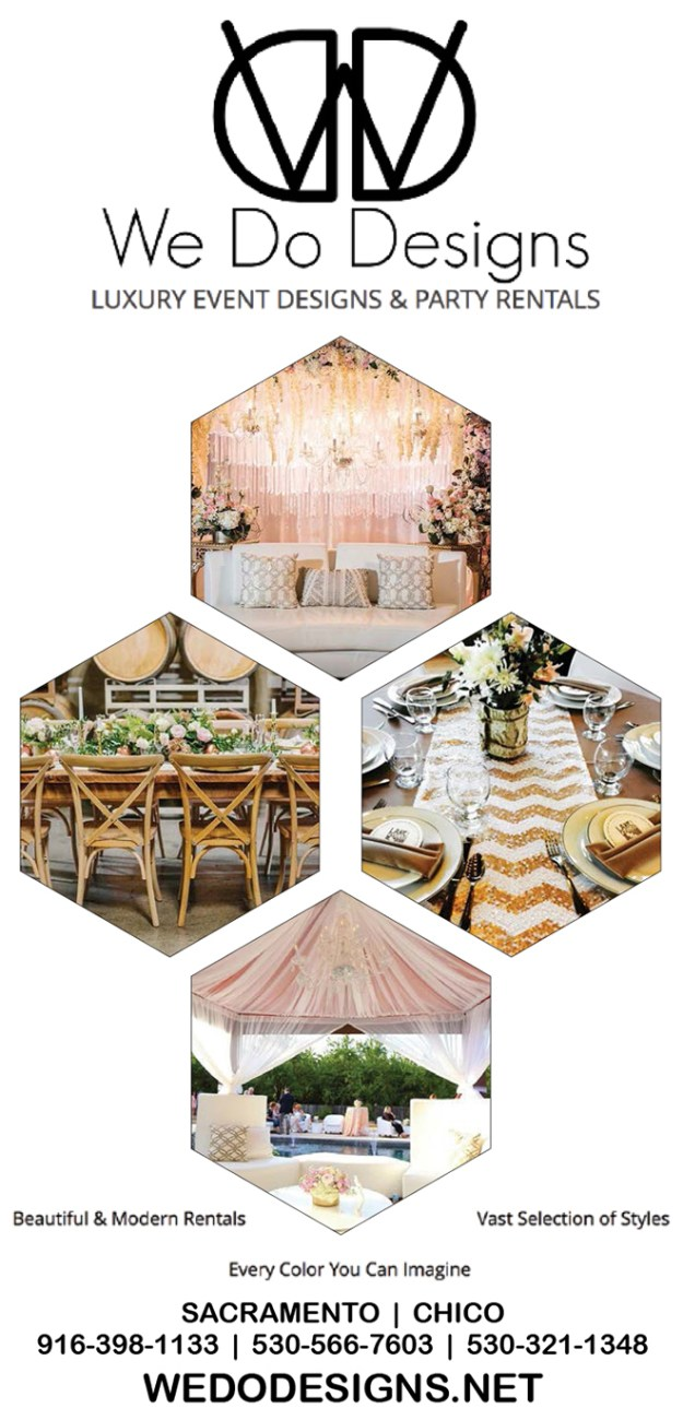 We Do Designs | Sacramento Wedding Rentals | Sacramento Wedding Design