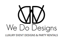 We Do Designs | Luxury Event Rentals | Best Sacramento Wedding Rentals