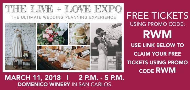 Northern California Bridal Show; Northern California Wedding Show; Bay Area Bridal Show; Bay Area Wedding Show