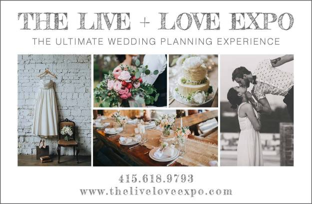 The Live Love Expo | SF Wedding Show | San Francisco Bridal Show | Live + Love Wedding Expo