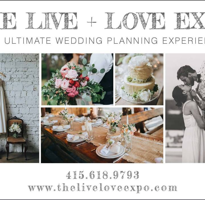 The Live Love Expo | SF Wedding Show | San Francisco Bridal Show | Live + Love Wedding Expo