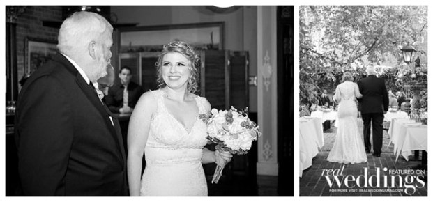 Sacramento Wedding | The Firehouse | Rebecca & James | Relles FLorist | Meagan Lucy Photo | Featured Real Wedding