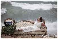 Sacramento's Real Weddings Magazine's Love Swept styled photo shoot. Photographed by Randy Jackson Photography on location at the Hayatt Regency Lake Tahoe, and featuring soon-to-be married couple, Jessica Royal and Alan Hopp.