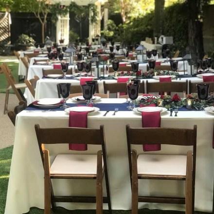 Sacramento Wedding Rentals | Northern California Equipment Rentals
