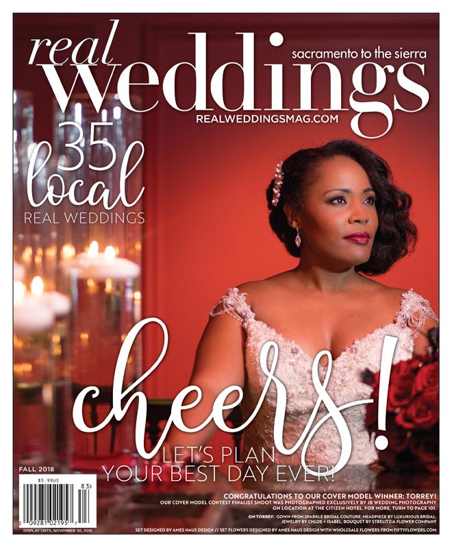 Sacramento Wedding Flowers | Sacramento Wedding Planners
