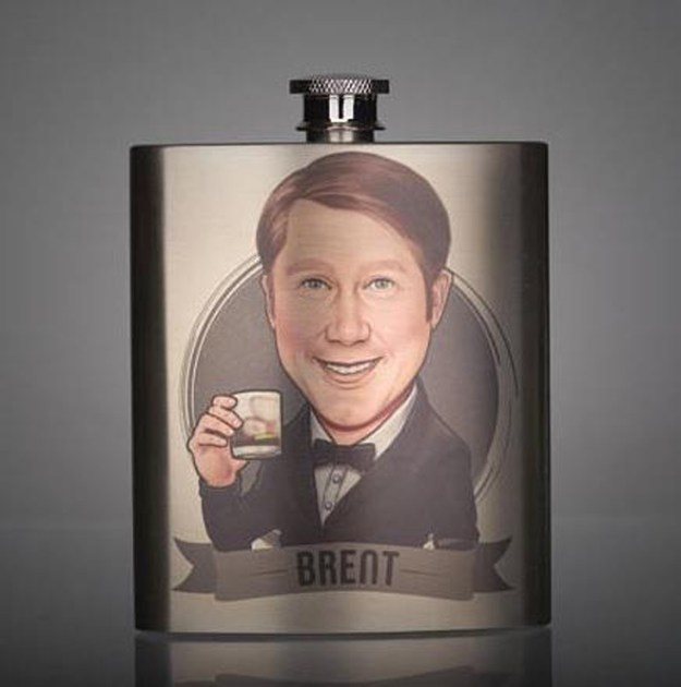 5 Great Groomsmen Gift Ideas | Groovygroomsmengifts.com | Personalized Flasks | Wedding Registry | Wedding Party Gift Ideas | Bridal Party Gifts | Gifts with Meaning