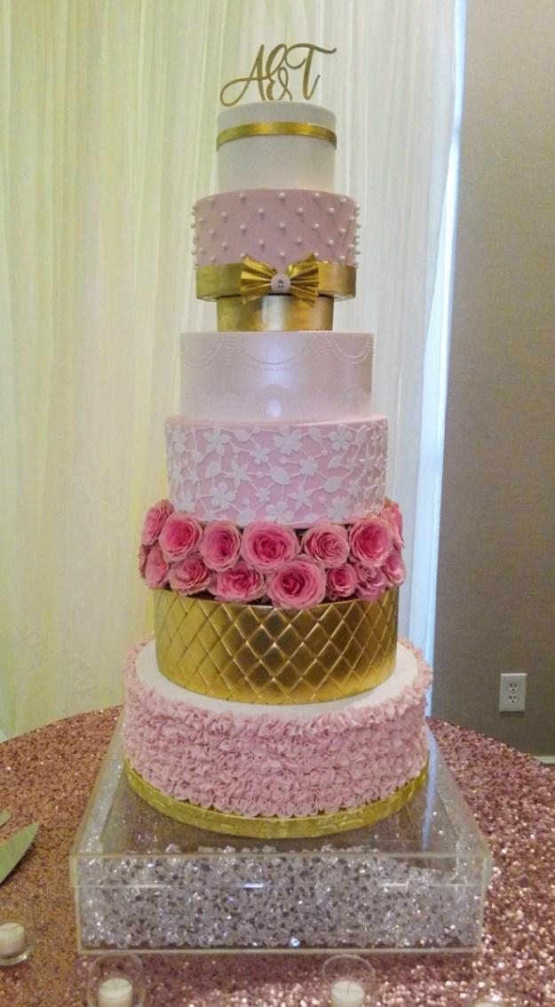 Sacramento Wedding Cakes   Northern California Wedding Cakes Desserts