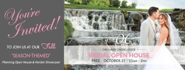 Orchard Creek Lodge | Golf Course Wedding Venue | Sacramento Venue | Lincoln Venue