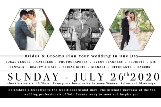 Wedding Tours of Yolo County | Sacramento Yolo Venue Bridal Open Houses