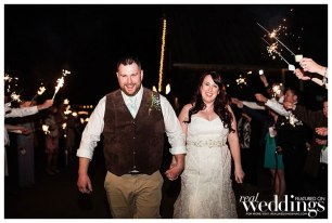 Erika & Kevin's wedding was photographed by Carrie Ayn at Delta Diamond Farm with photo booth by Temple Photography & Photo Booth.