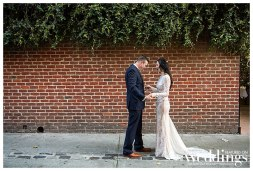 Juliette & Jonathan's wedding at The Firehouse photographed by Photography for a Reason.