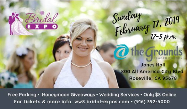 Sacramento Bridal Show | Roseville Wedding Show | Northern California Weddings