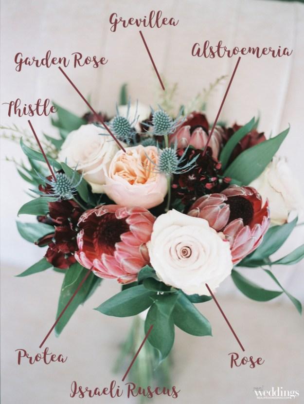 Sacramento Wedding Flowers | Northern California Bridal Bouquet