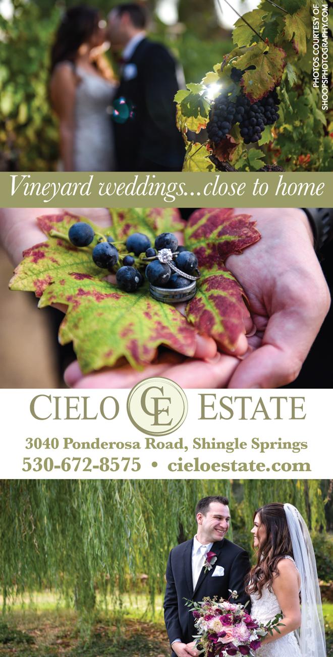 Best Sacramento Wedding Venue | Best Northern California Wedding Venue | Placerville Wedding Venue | Winery Wedding Venue