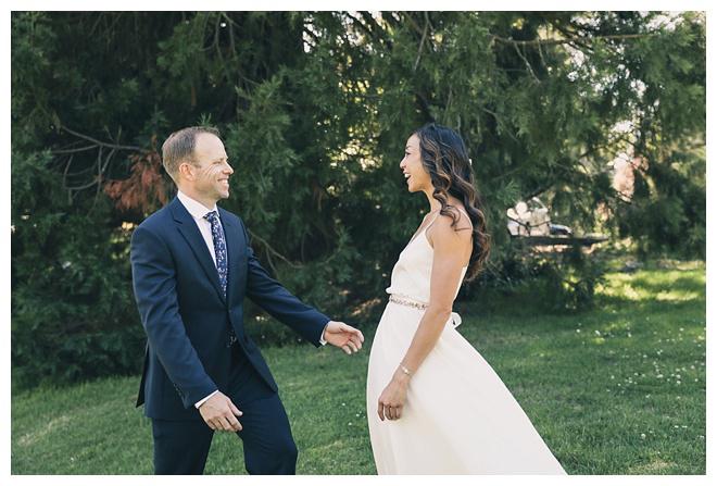 Bay Area Wedding: Real Weddings Wednesday {Christi & Greg} by Keri Aoki Photography
