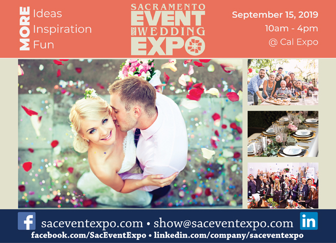Best Sacramento Wedding Show | Sacramento Bridal Show | Best Northern California Wedding Show | Northern California Bridal Show