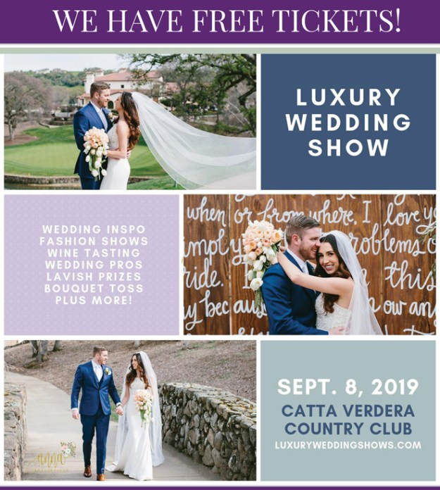 Sacramento Wedding Bridal Show | Luxury Wedding Shows | Sacramento Wedding Venue