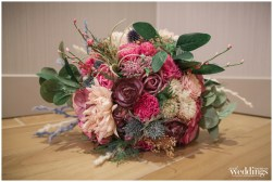 Sacramento Wedding Flowers - Bridal Bouquet - Wedding Vendors - Curious Floral