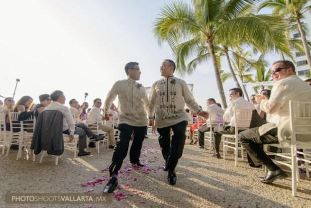 Costa Sur Resort Spa | Destination Wedding | All Inclusive Wedding | Same Sex Gay Lesbian LGBTQ | Beach Honeymoon | Puerto Vallarta Mexico