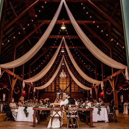 Corner Barn-Graeagle Golf Course-Sacramento-Tahoe-Wedding-Barn-Rustic-Glam-Venue-Real-Weddings-Magazine