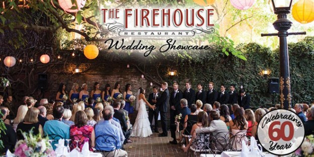 Firehouse Sacramento Wedding Venue Bridal Open House Showcase