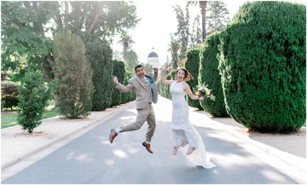 Chic Intimate Sacramento Wedding Inspiration