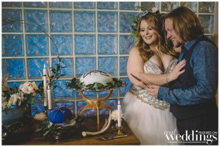 Winter Wedding | Viking Wedding | Nordic Wedding | The Maples \ XSiGHT Photography | Woodland Wedding