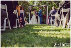 Sacramento Backyard Wedding | Dee & Kris Photography | Romantic Purple Wedding