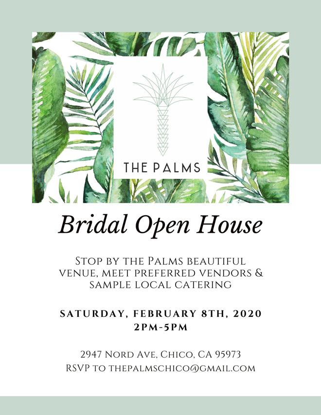 Sacramento Bridal Show   Northern California Wedding Show   Bridal Open House   The Palms Event Center