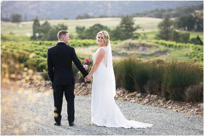 Amador Winery Wedding - Helwig