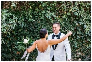 Sacramento Wedding | Carmen Salazar Photography | Vizcaya | Bella Bloom | Sacramento Bride and Groom