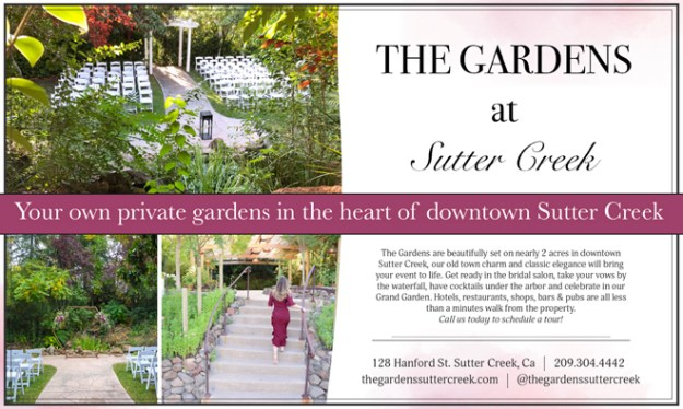 Best Sacramento Wedding Venue | Best Northern California Wedding Venue | Best Garden Wedding Venue | Best Outdoor Wedding Venue | Sutter Creek Wedding Venue | Amador County Weddings