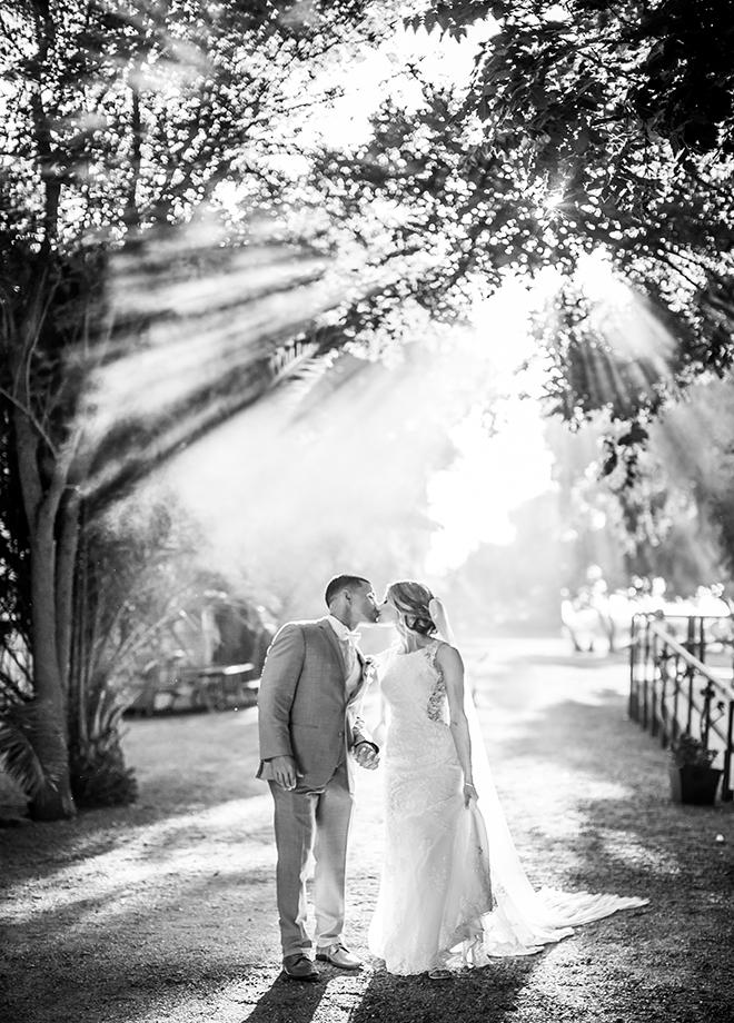 The Yolanda Ranch Outdoor Summer Woodland Wedding Darci Terry Photography Anne and DJ