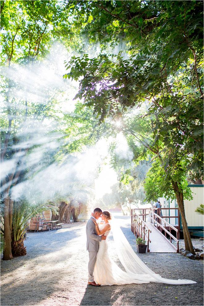 Ранчо Иоланда На открытом воздухе Лето в лесу Свадьба Дарси Терри Фотография Энн и диджей