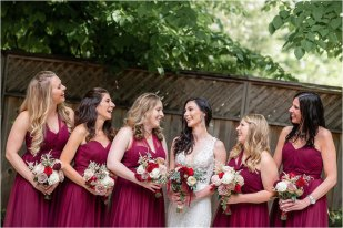 Forest House Lodge Wedding by Fits and Stops Photography Rainy Day Wedding