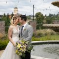 Spring Wedding Park Victorian Auburn Hawk Meadow Studio Mallory and Ryan