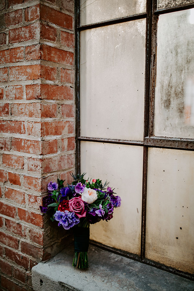 Placerville Flowers on Main Sacramento Florist Purple Wedding Old Sugar Mill James Young Photography