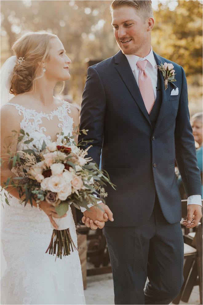 Свадьба в деревенском калифорнийском стиле на ранчо Dodasa от Natcha Jolene Photography Erin & Kyle
