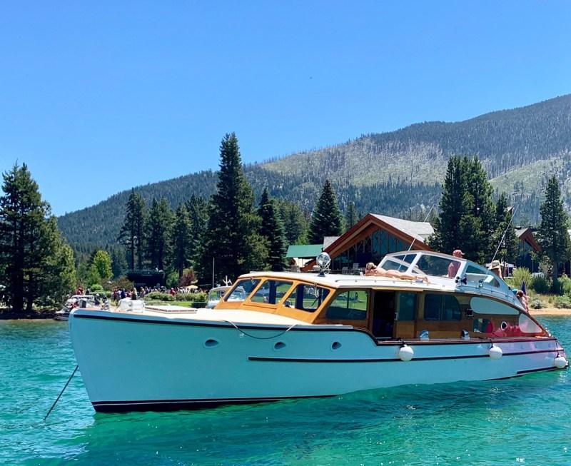 Real Weddings Magazine Contest Giveaway Tahoe Wine Tasting Yacht | Best Sacramento Tahoe Northern California Vendors