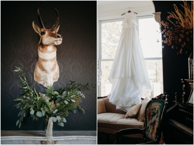 Christmas-Themed Inspiration Styled Shoot | Elopement | Micro-Wedding | Sacramento Auburn Intimate Event Venue