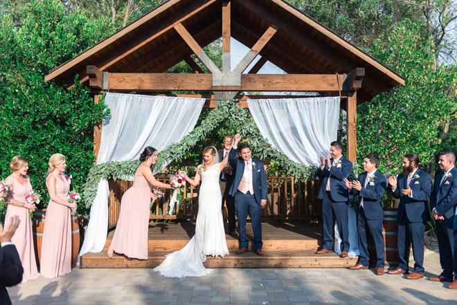 Fits and Stops Photography Ashley Sebastian Bay Area Winery Wedding