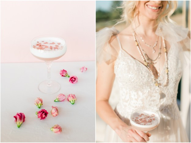 Signature Cocktails | Sacramento Weddings | Belle Aventure Mobile Bar Co. | Helwig Winery Venue