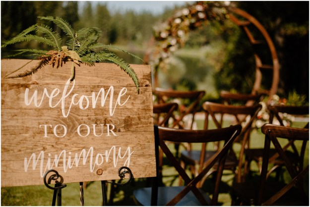 Fall Inspired Minimony MIcro Wedding Styled Shoot | Adventure Apple Hill Elopement Photographer