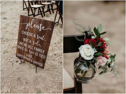 Liz Koston Photography Real Weddings Magazine Sacramento Granite Bay Backyard Wedding