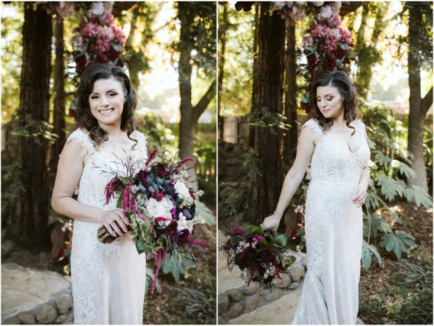 Chico Sacramento Wedding Bridal Gowns | Covid Elopement Styled Shoot